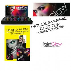 PAINTGLOW PAINT ME UP! HOLOGRAPHIC GLITTER SHAKER