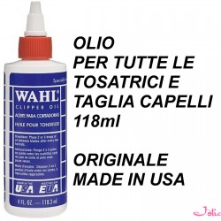 WAHL CLIPPER OIL 118,3 ML