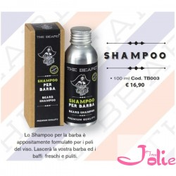 THE BEARD SHAMPOO DA BARBA 100ML