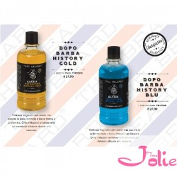THE BEARD DOPO BARBA HISTORY GOLD / BLU 500 ML